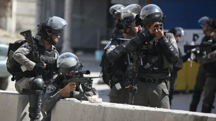 Армия Израиля сообщила об атаке по позициям сирийских военных