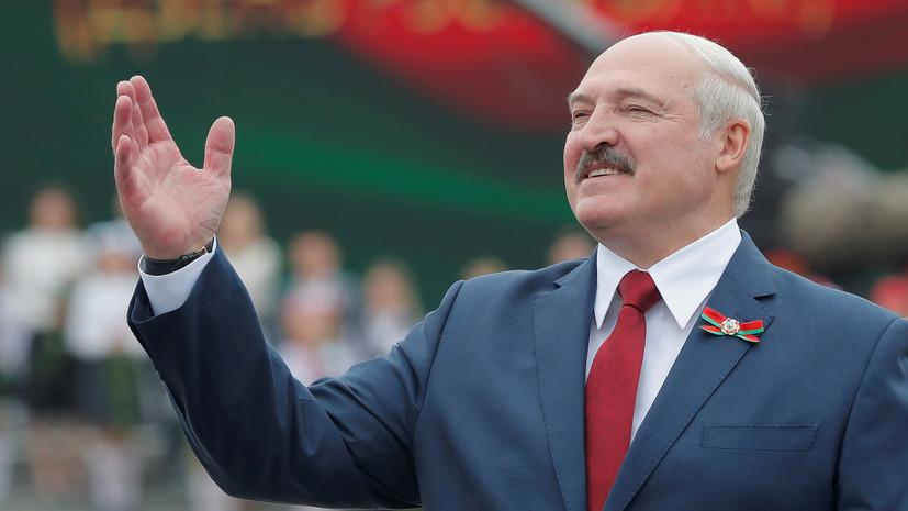 Лукашенко заявил о стремлении России и ЕС к главенствующей роли в мире