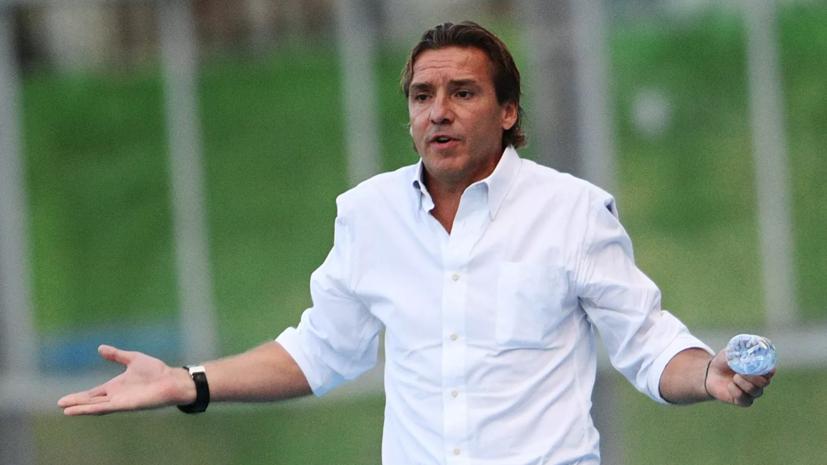 «Химки» объявили о расторжении контракта с Юраном по соглашению сторон