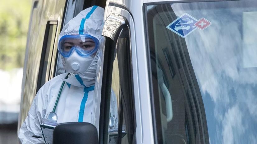 В Петербурге продлили выплаты медикам за работу с пациентами с COVID-19