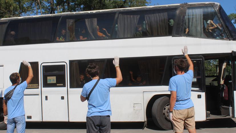 В Ростовской области рассказали о ситуации с детским отдыхом