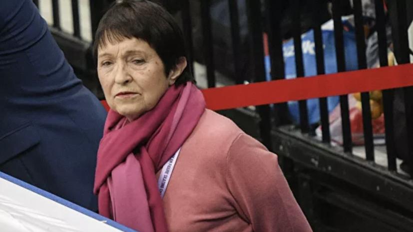 Москвина отреагировала на решение ISU провести Гран-при в сезоне-2020/21