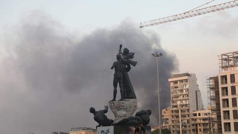 Франция направляет в Бейрут врачей и медицинское оборудование