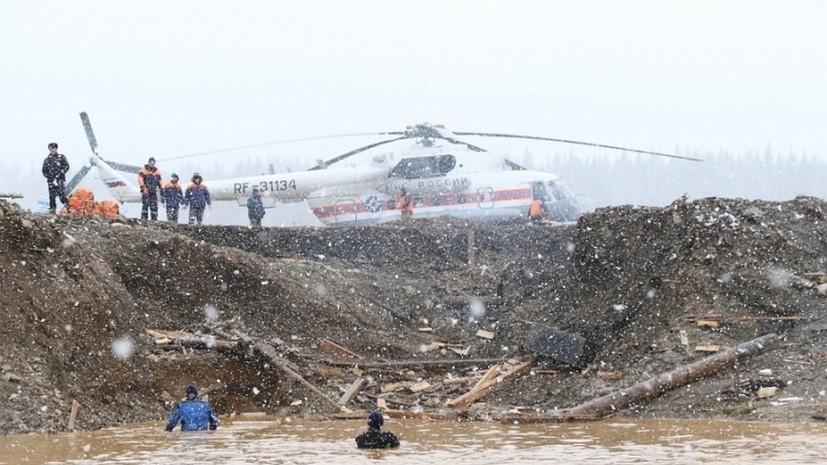 Прокуратура уточнила сумму ущерба от прорыва дамб в Красноярском крае