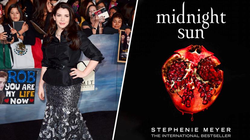 «Сумерки» глазами вампира: как в сети встретили новый роман Стефани Майер об Эдварде Каллене