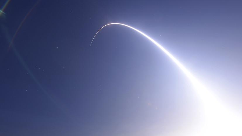 РВСН за шесть месяцев получили десять баллистических ракет