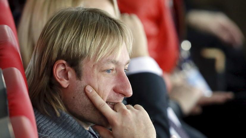 Плющенко намерен обратиться в Минспорт за разрешением на переход Косторной