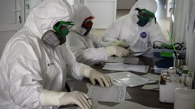 Медсестра из Татарстана рассказала о работе во время пандемии