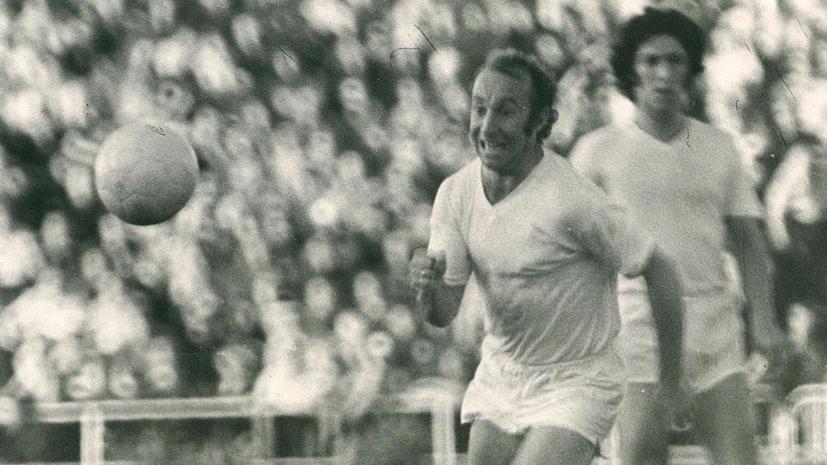 Знаменитый форвард и тренер «Рубина» Задикашвили скончался в возрасте 73 лет