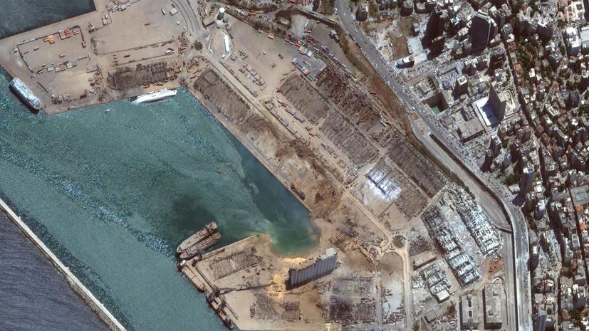 Глава бюро МИА «Россия сегодня» в Ливане рассказал о взрыве в Бейруте