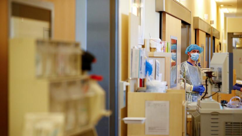 Число случаев заболевания коронавирусом в ФРГ превысило 213 тысяч