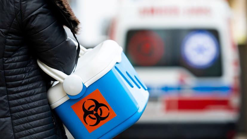 Число случаев коронавируса в Польше достигло 49 515