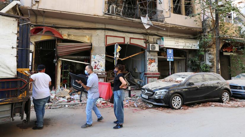 СМИ: На Кипре разыскивают россиянина по делу о взрыве в Бейруте