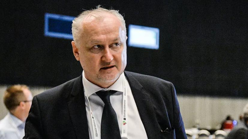 Ганус отреагировал на рекомендацию набсовета РУСАДА уволить его с занимаемой должности