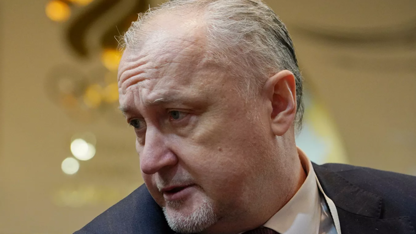 Исинбаева о возможной отставке Гануса: он превысил должностные полномочия