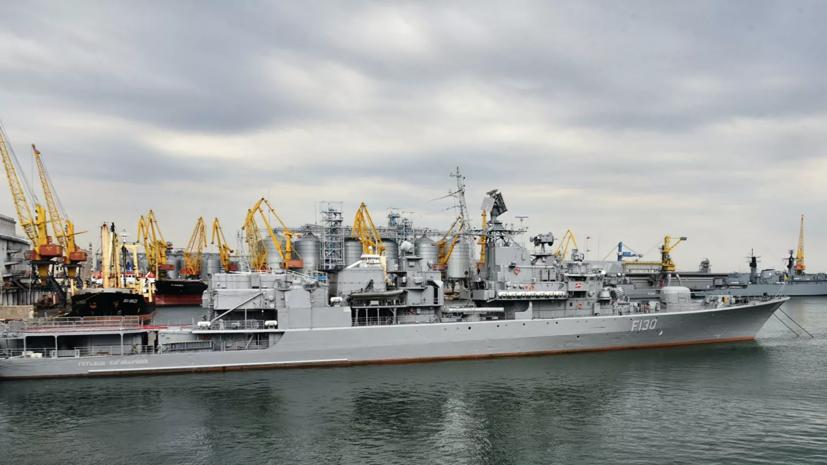 СМИ: На флагмане украинского флота обнаружили коронавирус