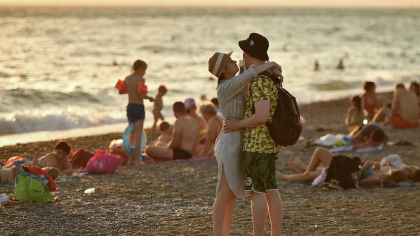 Эксперты назвали самые популярные курорты среди россиян в августе