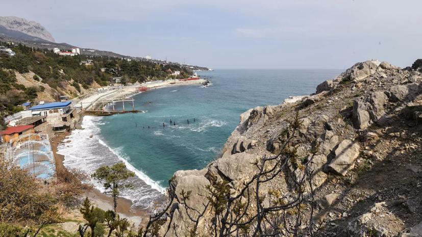 Спасатели предупредили о жаре до +37 °С на побережье Чёрного моря в Краснодарском крае