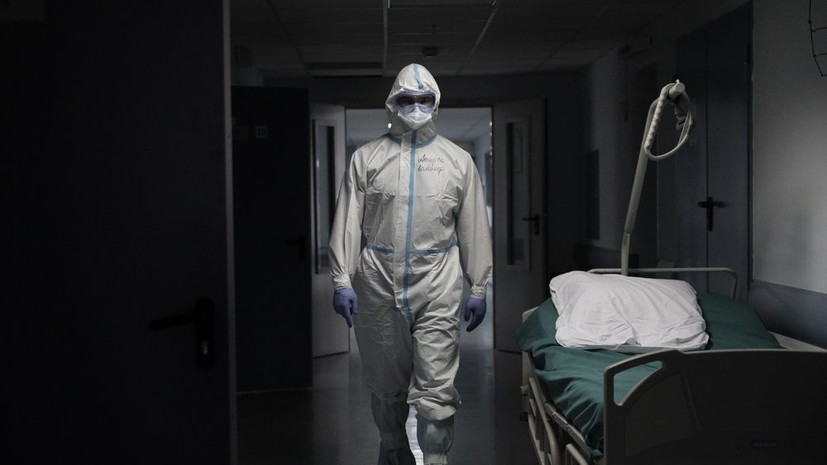 В Москве умерли ещё 12 пациентов с коронавирусом