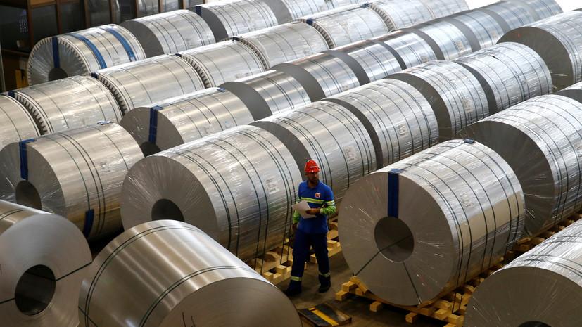 США возобновляют пошлины на алюминий из Канады