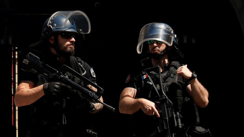 Во Франции задержан захвативший заложников в отделении банка мужчина