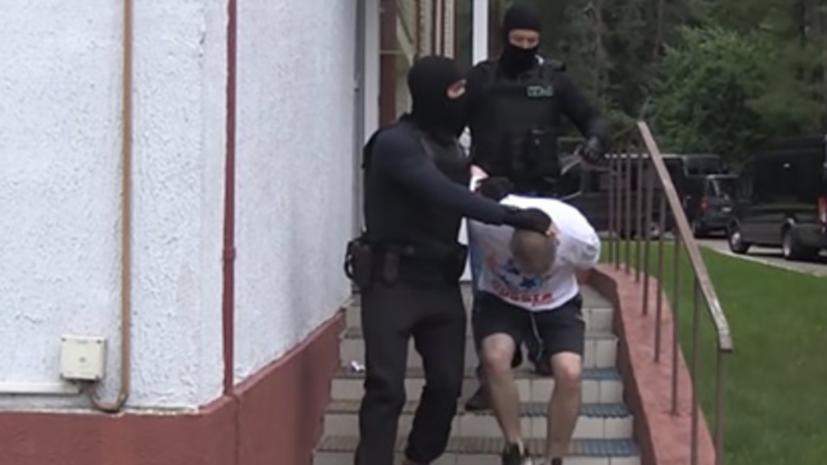 «Использовали втёмную»: СМИ назвали задержание россиян в Белоруссии провокацией украинских спецслужб