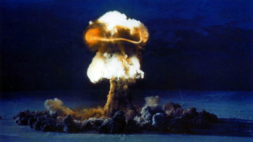 В Генштабе назвали условия применения Россией ядерного оружия