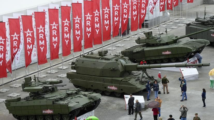 В Приморье пройдёт военно-технический форум «Армия-2020»