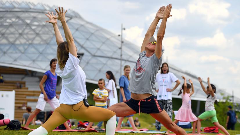 В Москве рассказали о работе НКО по организации бесплатных спортивных мероприятий
