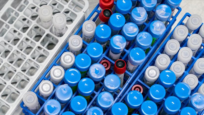 Во Владимирской области проведено более 165 тысяч тестов на COVID-19