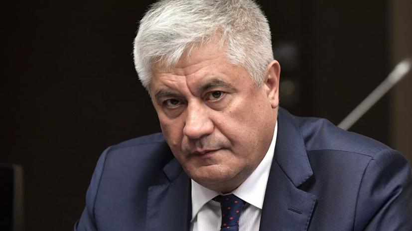 Колокольцев представил нового руководителя УМВД России по Рязанской области