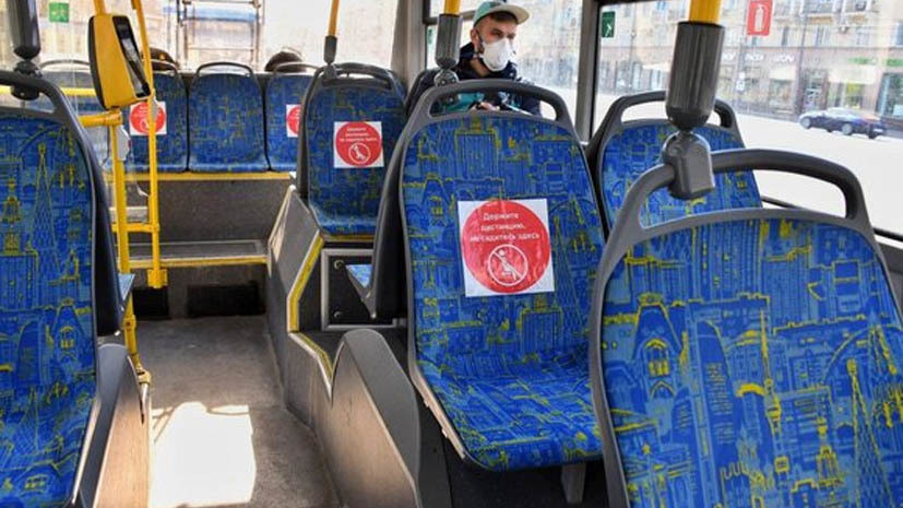 В транспорте Москвы начнут показывать ролики с правилами этикета в период пандемии