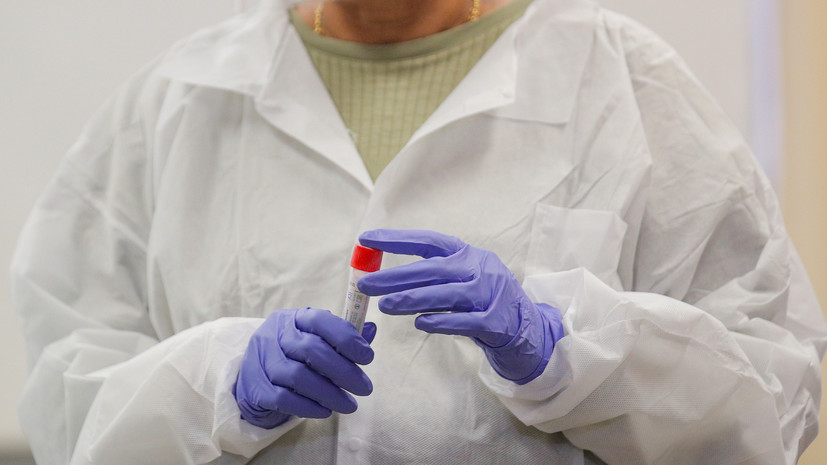 В Ростовской области коронавирус выявили у более чем 900 медработников