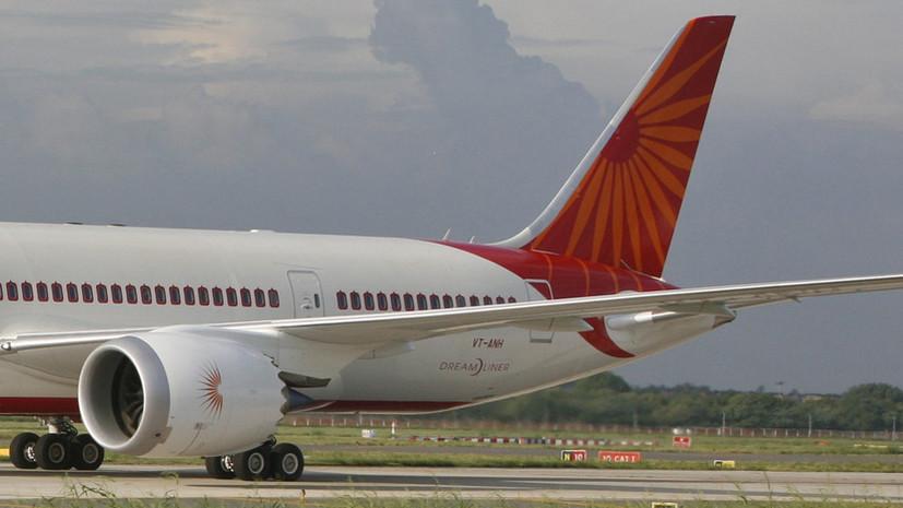 В итоге  трагедии  самолета вИндии погибли как минимум  17 человек