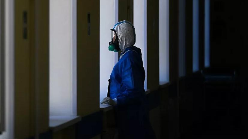 Росстат опубликовал данные о смертности от коронавируса в июне