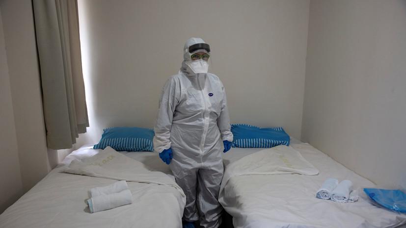 Число случаев заболевания коронавирусом в Израиле достигло 80 991