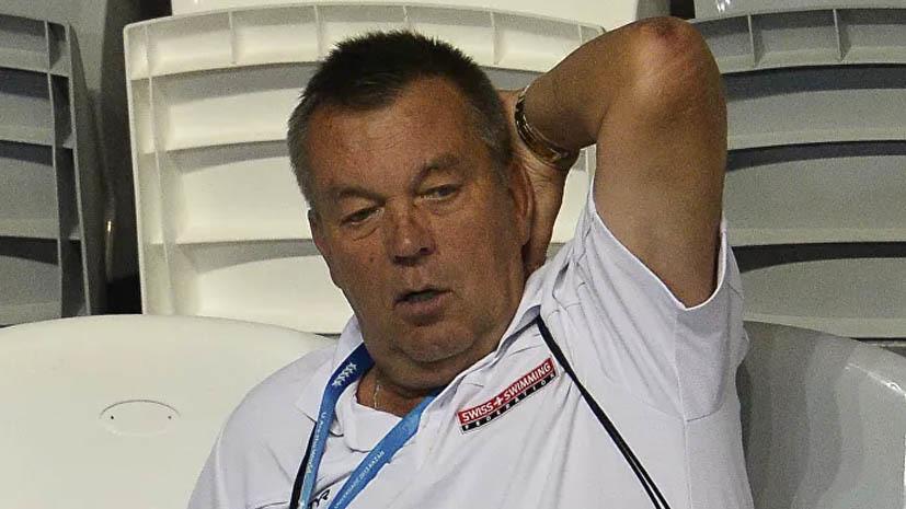 Тренер по плаванию Турецкий скончался в возрасте 71 года