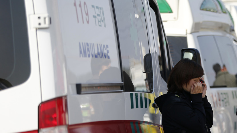 В Южной Корее в результате сильных ливней погибли 28 человек