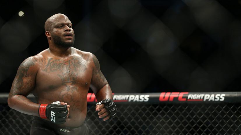 Льюис установил рекорд тяжёлого веса UFC по числу нокаутов