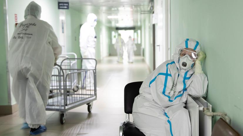 В Москве ещё 803 пациента вылечились от коронавируса
