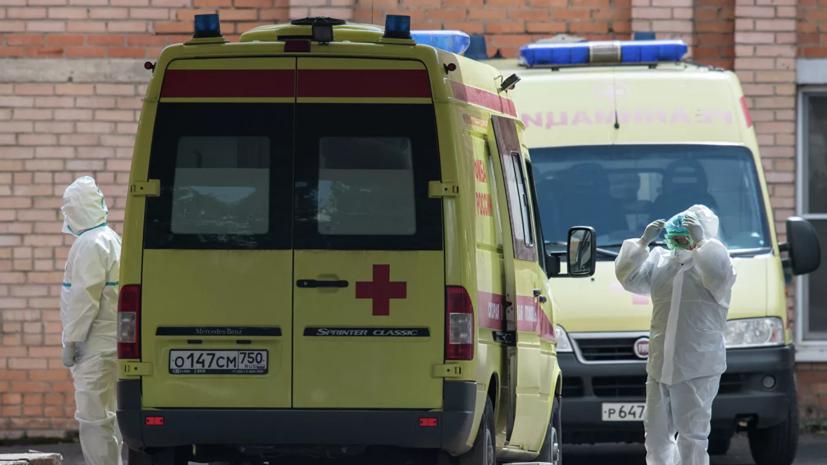 В России скончались ещё 77 пациентов с коронавирусом