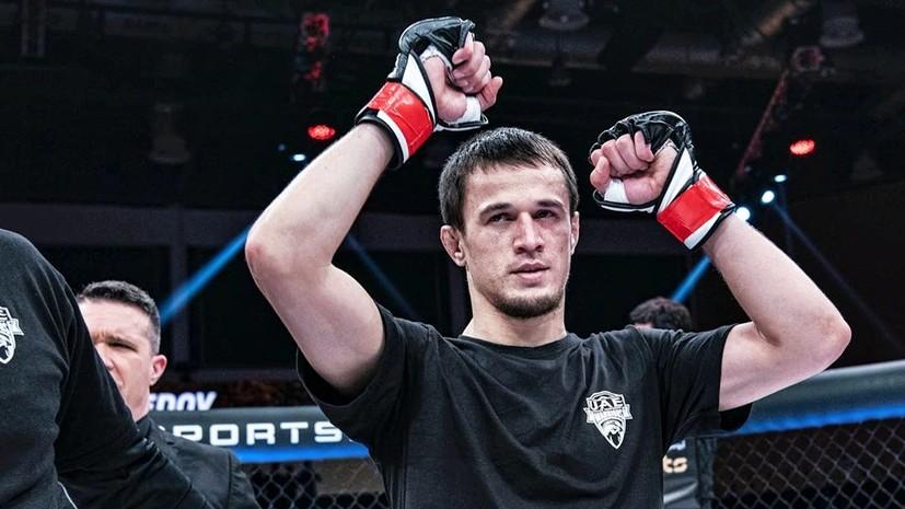 Серия из десяти побед и сравнение с Джонсом и Адесаньей: почему Усман Нурмагомедов может стать преемником Хабиба в UFC