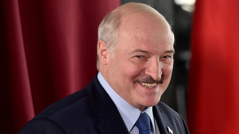 Лукашенко отверг репрессии властей против конкурентов