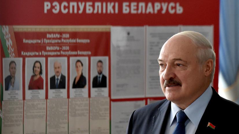 Лукашенко оценил свои шансы на победу на выборах