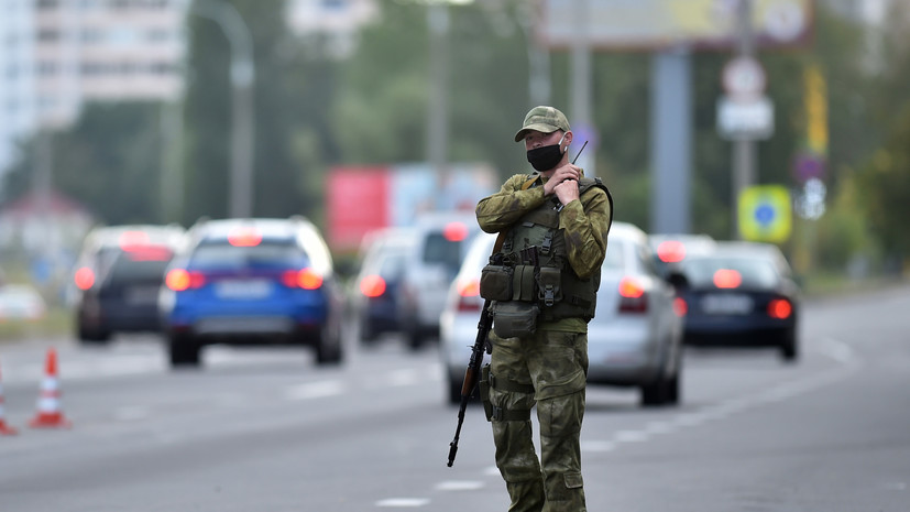 В Белоруссии отпустили российских журналистов