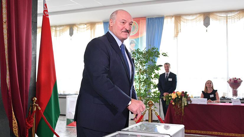 «Лукашенко победил, у Тихановской почти 10%»: ЦИК Белоруссии объявила предварительные итоги президентских выборов