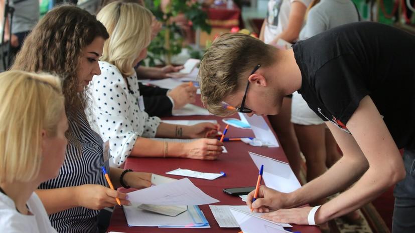 В миссии наблюдателей СНГ оценили выборы в Белоруссии