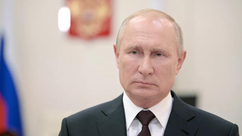 Путин рекомендовал регионам обеспечить бесплатную вакцинацию от гриппа