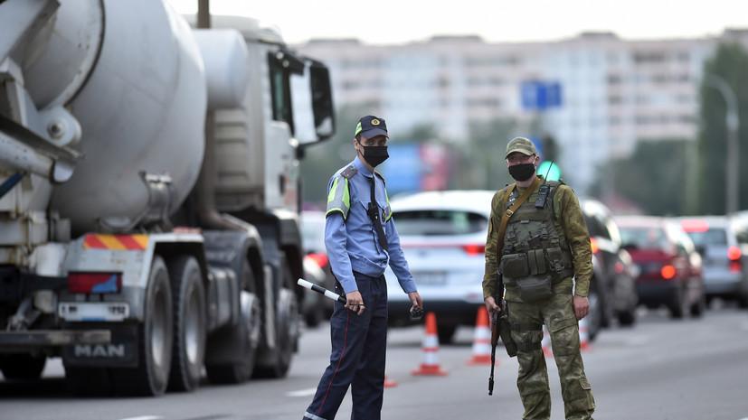 Стало известно местонахождение задержанного в Минске журналиста Пегова