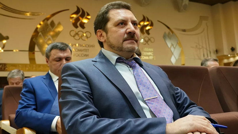 Юрченко будет исполнять обязанности президента ВФЛА до 30 ноября